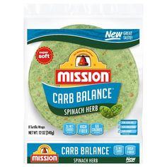 Get all the details of our Carb Balance Spinach Herb Soft Taco Flour Tortillas including the ingredients list, full nutrition facts, and where to buy. Low Carb Recipes, Diet Recipes, Healthy Recipes, Protein Recipes, Healthy Foods, Healthy Eating, Snacks Recipes, Sausage Recipes, Keto Snacks