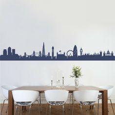 Vinilos decorativos - ideas irresistibles para decorar tu pared - Archzine.es