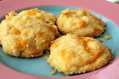 Galletas de Queso (Cheese Cookies)