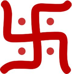The Hindu Swastika - A Symbol of Health, Well-Being, and Fortune Most people associate the Swastika with the Nazis. However, the truth is that this ancient symbol is a bringer of well-being and good fortune. Take a look at the Hindu Swastika. Hindu Symbols, Buddhist Symbols, Symbols And Meanings, Religious Symbols, Ancient Symbols, History Of The Swastika, Simbolos Reiki Karuna, Tesla 3 6 9, Indus Valley Civilization