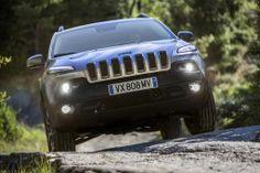 Jeep presenteert Europese versie van de Cherokee