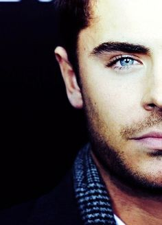 #zac #efron #love #blue #eyes