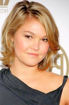 Best Plus Size Women Face Hairstyle Pictures For Round Face Hair