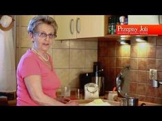 Jak zrobić pierogi ruskie? - Przepisy Joli - Jola Caputa - YouTube Polish Recipes, Pierogi, Yum Yum, Goodies, Cooking, Youtube, Desserts, Polish Food Recipes, Sweet Like Candy