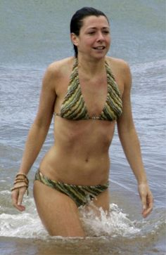 With you Alyson hannigan topless red carpet seems