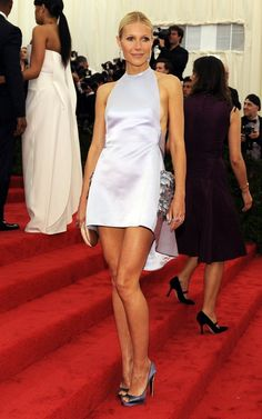 MET Gala 2012 - Gwyneth Paltrow in Prada (front)