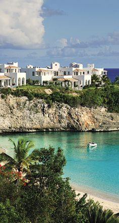 #Jetsetter Daily Moment of Zen: Villa Sucrier in Baie Longue, #SaintMartin