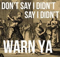 And the inevitable happens. | If Taylor Swift Lyrics Were About King Henry VIII i feel bad ffor her.....but its still funny...a bit haha