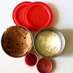 Radish Recipes, Yogurt Recipes, Indian Lunch Box, Paratha Recipes, Lunch Box Recipes, Desserts, Kids, Food, Tailgate Desserts