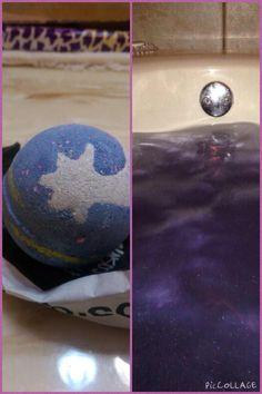 eat lush galaxy bathbombs - 236×354