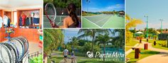 """Tennis Resorts Online rated Punta Mita as """"Number 1 Tennis Resort in Mexico"""" and """"Number 8 Tennis Resort in the World"""""""