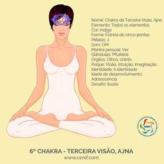 Mulher em lotus com chakras - terceira visão-06 Chakra Mantra, Om Mantra, Reiki Chakra, Chakra Meditation, Chakra Healing, Chakras Reiki, Les Chakras, Fake Skin, Mudras