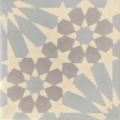 Moroccan Encaustic Cement Pattern gr12