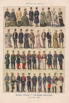 Historia del traje Historical Costume, Historical Clothing, 19th Century Fashion, 17th Century Art, Pirate Art, Vintage Outfits, Vintage Fashion, Ukrainian Art, Fantasy Costumes