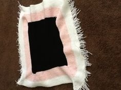 25x25 in handmade crochet baby blanket.    http://astore.amazon.com/jlcr-20