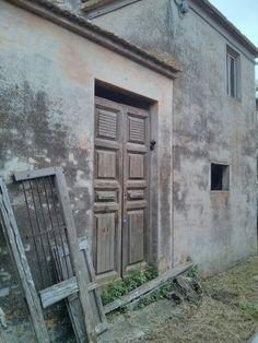 """The """"olive way"""" maison Throne Room door."""