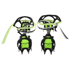 37.74$  Watch more here  - BRS-S1B One Pair of Bundled Crampons Professional Stainless Steel Ice Gripper Ice Crampons Snow Board For Skiing Climbing