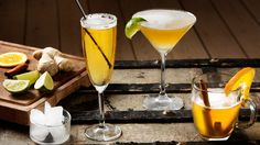3 opskrifter på ølcocktails