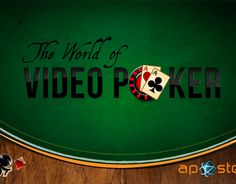 "Check out new work on my @Behance portfolio: ""Video Poker - UI & Visual Design"" http://on.be.net/1IQqBTu"