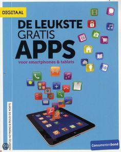 De leukste gratis apps te leen bij bibliotheek midden-brabant.