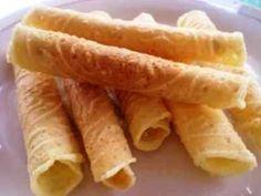 Semprong - Simak panduan rahasia atau cara membuat video resep kue semprong tepung beras wijen terigu ubi ungu tradisional egg roll keju ncc yang paling renyah disini.