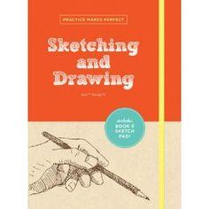 Practice Makes Perfect Sketching and Drawing  #pinpantone