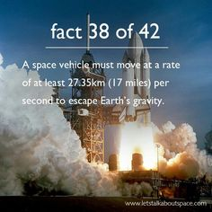 42 Facts About Space, 38