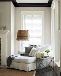 A crab trap functions as a side table in this South Carolina retreat. - Alec Hemer