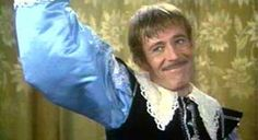 """Peter O'Toole in the wonderful comedy """"My Favorite Year."""""""