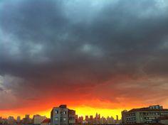 Sunset. São Paulo #PinMyCity #SP