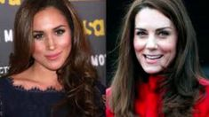 Are Meghan Markle and Kate Middleton friends ?