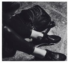 Eski rockerlardan kim kaldı?! Sizin için gelsin bu yazı :D #moda #stil #trend #ayakkabi