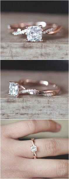 Bague, ring, fiançailles, original, engagement, simple, wedding, unique, bijoux, diamant, pierre, moderne, fine