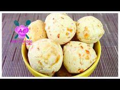 Pão de queijo tradicional fácil. RECEITA INÉDITA E EXCLUSIVA! - YouTube