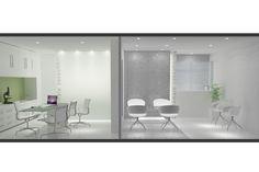 Consultório Oncohemato #grauarquitetura www.grauarquitetura.com