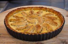 Recept voor appeltaart uit de Elzas (tarte aux pommes Alsacienne)