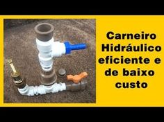 Conheça uma bomba hidraulica caseira eficiente, construída gastando muito pouco, bomba dagua - YouTube Eco Green, Nikola Tesla, Alternative Energy, Shtf, Sustainable Living, Grid, Diy And Crafts, Design, Project Ideas