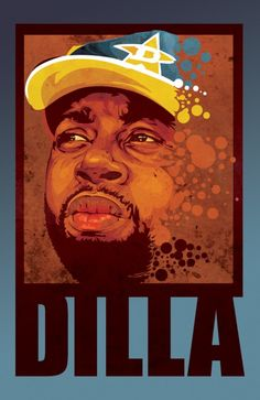 J Dilla by Joe Dion