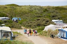 Kom kamperen in De Koog op Texel. Texelcamping Kogerstrand is een prachtige duincamping direct aan strand, zee, natuurgebied én gezellige badplaats. Boek nu