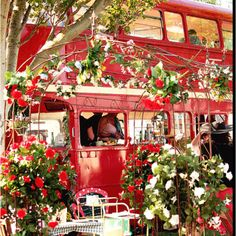 Specially for Heidi, your tea shop bus xx