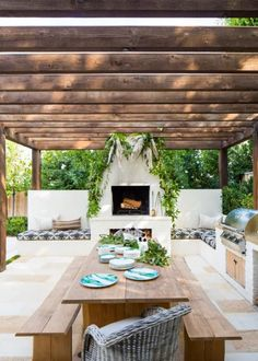 Garden Studio creates landscape by design by utilizing outdoor spaces. Filling your home with furniture, lights, and amenities to make your space comfortable. Design inspiration throughout our website. Outdoor Rooms, Outdoor Dining, Outdoor Decor, Patio Dining, Dining Set, Modern Outdoor Living, Deck Patio, Outdoor Living Areas, Dining Table