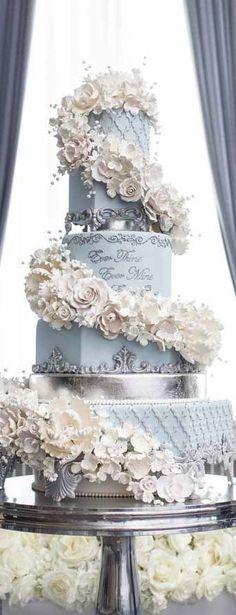 Dicas para Escolher o bolo de casamento