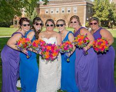 Floral City, Outdoor Photos, Bridesmaid Dresses, Wedding Dresses, Fashion, Bridesmade Dresses, Bride Dresses, Moda, Bridal Gowns