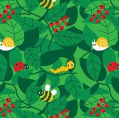 bora shop: bug s fabric. the cuteness is killing me! #patterns