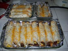 """Breakfast Burritos. Freeze and reheat very well! {clean eating}. So easy to make a big batch for the whole family to grab, heat and eat!! (be sure to get the """"cleanest"""" tortillas possible..look for the spinach ones, they are bomb!!!)"""