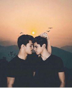 lover boys - Jackson Krecioch and Dylan Geick Tumblr Gay, Same Love, Man In Love, Gay Lindo, Gay Romance, Lgbt Love, Cute Gay Couples, Cute Relationships, Cute Guys