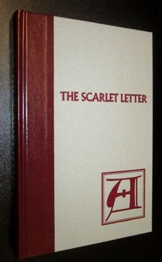 the scarlet letter published by the readers digest 1984 the scarlet letter