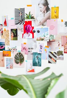 I'm giving my office at the new Studio DIY headquarters a makeover! Here's what I have planned (think rattan chairs, Moroccan rugs, and—of course—PINK)! Decoration Inspiration, Inspiration Wall, Moodboard Inspiration, Interior Inspiration, Fashion Inspiration, My New Room, My Room, Inspirations Boards, Website Design