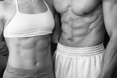 How to get burn fat and flat, lean, defined abs