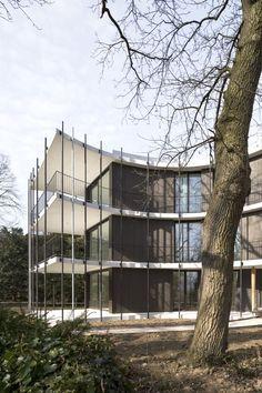 Puzzle | Apartments in Gellertpark / Luca Selva Architekten